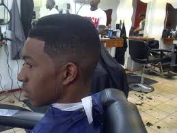 high top fade w step u0026 part black hair pinterest high top