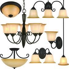 oil rubbed bronze bathroom vanity ceiling lights chandelier in