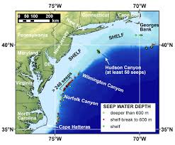 scientists discover widespread methane leakage on u s atlantic