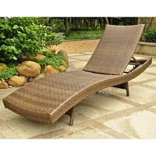 Outdoor Wicker Chaise Lounge Classy Wicker Chaise Lounge Outdoor Furniture Also Source Outdoor