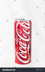 Coca Cola Six Flags Coupon Nakhonratchasimathailand August 1 Cocacola Can On Stock Photo