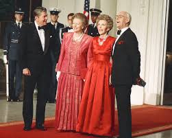 Nancy Reagan Signature Nancy Reagan Brought Unabashed Zeal For Luxury To Washington Wtop
