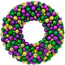 mardi gras wreaths wreaths mardigrasoutlet