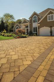 Cobblestone Ideas by 47 Best Design Ideas For Paving Stone Driveways And Pillars