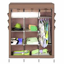Wardrobe Closet Organizer by Popular Portable Wardrobe Closets Buy Cheap Portable Wardrobe