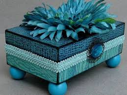 How To Decorate A Shoebox How To Decorate An Old Shoe Box Youtube Boxes To Decorate