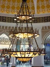 Chandelier Dubai Very Intricate Chandelier At The Souk Dubai Mall Chandeliers