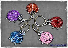 beadwork 3d keyrings