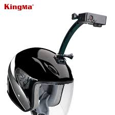 gopro motocross helmet mount aliexpress com buy kingma gopro mount motorcycle cycling helmet
