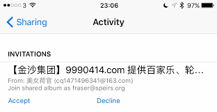 how to invite people to google calendar many icloud users receiving spam calendar u0026 photo sharing