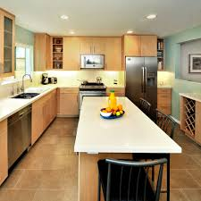 blue sahara silestone kitchen contemporary with beige tile