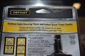 Outdoor Timer With Light Sensor - cash auctions auction coming soon christmas tools u0026 stocking