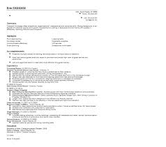 accomplishments on resume examples concierge resume sample quintessential livecareer click here to view this resume