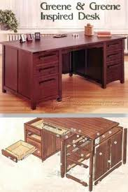 Woodworking Plans Computer Desk by How To Build A Modular Desk System Free Diy Desk Plans Joinery