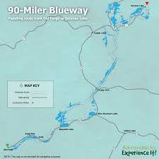 Great Lakes Airlines Route Map by Prepping For The 90 Miler Adirondacks New York