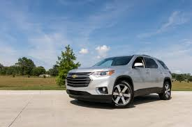 2017 chevrolet traverse overview cars com