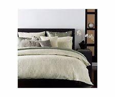Ivory Duvet Cover King Donna Karan Duvet Covers And Bedding Set Ebay
