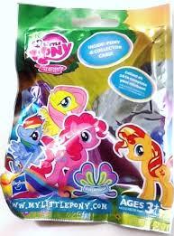 My Little Pony Blind Bag Wave 2 My Little Pony Blind Bag Wave 11 Green Breezie 2014