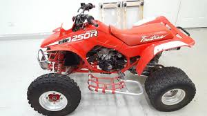 1988 honda trx250r motorcycles for sale