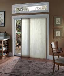 Panel Track For Patio Door Sliding Door Blinds Budget Blinds Woven Wood Panel Track Blinds
