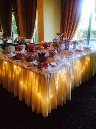The Candy Buffet by Poughkeepsie High Prom The Poughkeepsie Grand Hotel