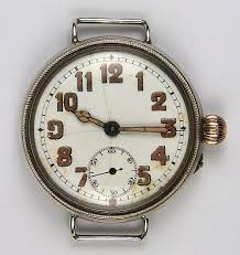 Wrist Watch For The Blind The Great War Officers Watches And Trench Wristwatches