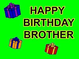 happy birthday brother birthday cards youtube