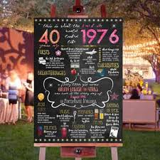 birthday ideas 100 40th birthday party ideas by a professional party planner