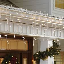 ecosmart 200 led icicle lights shop christmas icicle lights at lowes com