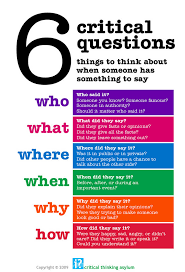 interesting critical thinking posters for your class educational
