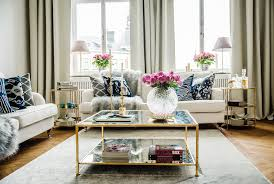 big living room tables big square coffee table gold leaf finish ruth joanna