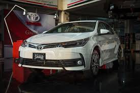 I by 2017 Toyota Corolla Altis Grande Cvt I Detailed Review Specs
