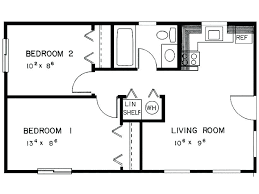 two bedroom cottage plans small two bedroom house plans small 2 bedroom house floor plans com