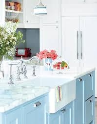 Light Blue Kitchen Cabinets by Light Blue Kitchen Cabinets Home Design Ideas