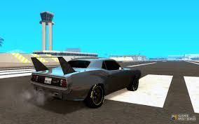 1970 Muscle Cars - 340 aar cuda 1970 plymouth muscle cars for gta san andreas