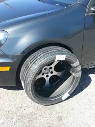 vwvortex com new tires 225 45 18
