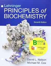 loose leaf version for lehninger principles of biochemistry