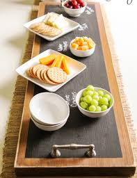 chalkboard cheese plate how to make a chalkboard serving tray diy chalkboard cheese