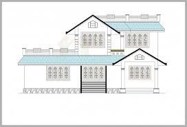 awesome kerala house plans for a 1600 sqft 3bhk house kerala 3 bhk