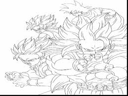 brilliant dragon ball goku coloring pages with goku coloring pages