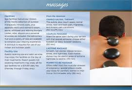 spa brochure template health spa brochure template inkd day spa