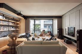 Nice Stylish Family Room Interior Design Pics Interior New In - Modern family room decor