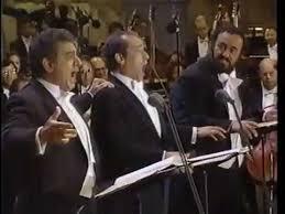the three tenors o sole mio live los angeles 1994