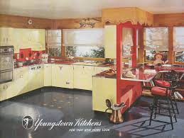 Antique Metal Kitchen Cabinets 13 Pages Of Youngstown Metal Kitchen Cabinets Retro Renovation