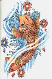 http tattoomagz com coy fish tattoo designs koi fish 2 by