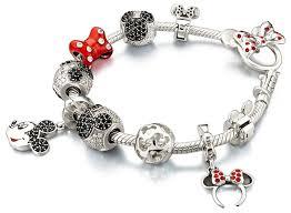 pandora bracelet styles images Minnie mouse pandora style bracelet jpg