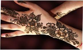 henna design arabic style 12 easy mehndi designs for eid