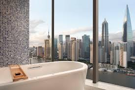 bathroom bliss at hotel indigo shanghai on the bund