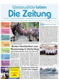 Arzt Bad Camberg Westerwälderleben Kw 18 06 05 2011 Die Zeitung Als E Paper