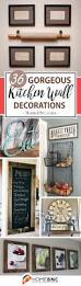 36 best kitchen wall decor ideas and designs for 2017